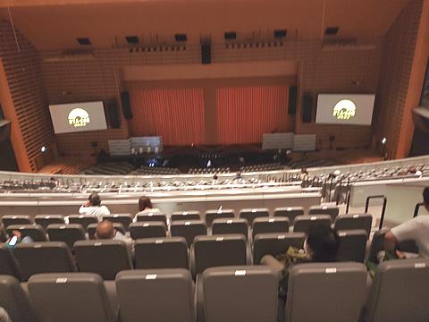 うたコン 東京国際フォーラム ホールA 2階席