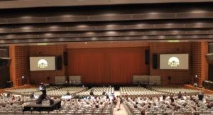 うたコン 東京国際フォーラム ホールA 1階席